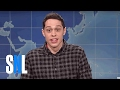 Weekend Update: Pete Davidson on Donald Trump - SNL