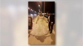 في عيد زواجهما الأول رجل يفاجئ زوجته بحفل زفاف جديد