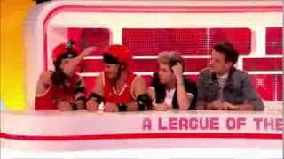 A League Of Their Own - One Direction - 4. část (CZ Titulky)
