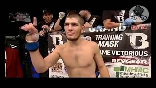 Hebibin MMA-da en ağır döyüşü