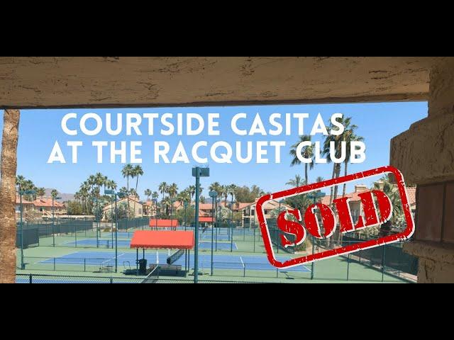 COURTSIDE CASITAS AT THE RACQUET CLUB   2405 Scottsdale AZ