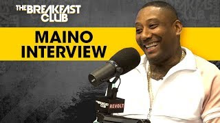 Maino Talks New Hits, Old Slaps, Nipsey Hussle, Love And Hip Hop + More