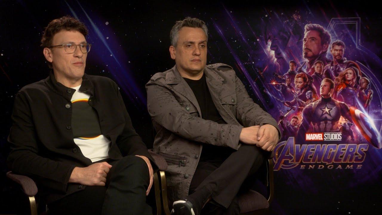 """Los hermanos Russo aseguran que 'Endgame' es su """"mejor película ..."""