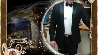 Aliexpress Мужской костюм для торжественных случаев Есть большой размер