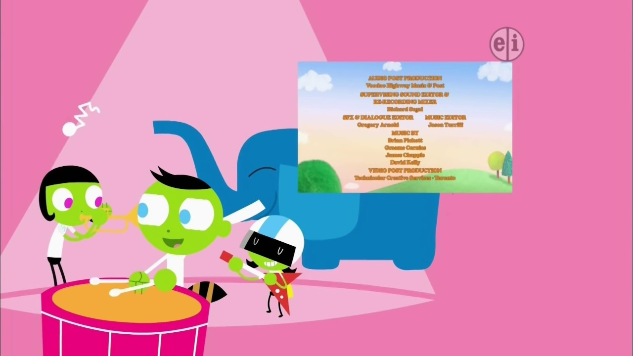 PBS Kids Credits: Daniel Tiger\'s Neighborhood (2014)