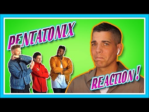 Repeat Pentatonix Reaction | The World Tour 2019 Ep  2 by