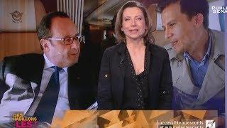 Fiertés et regrets d'un communicant à l'Élysée - Déshabillons-les (26/05/2017)