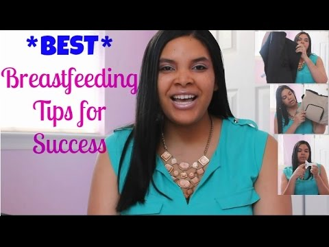 BEST Breastfeeding Tips for Success