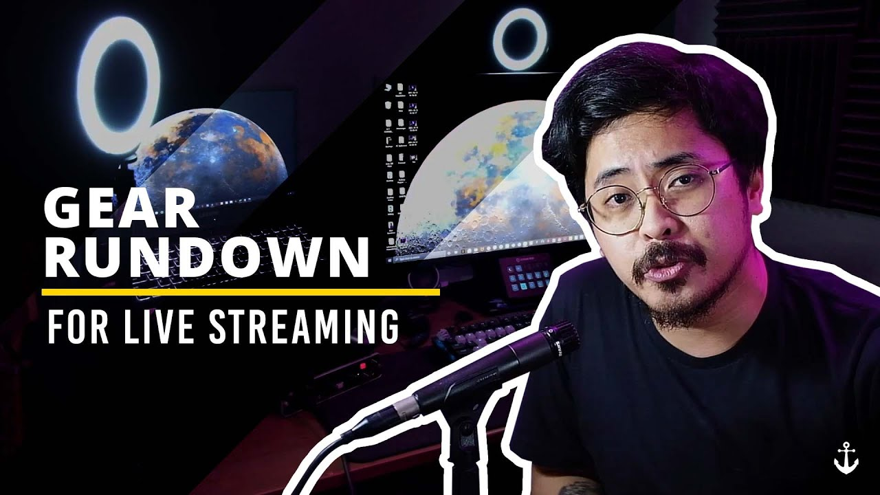 Download Revealing My First Ever Streaming Setup