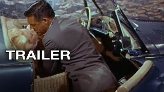 To Catch a Thief Official Trailer - Cary Grant Movie (1955) Thumbnail