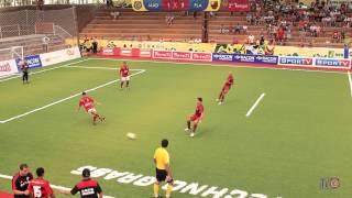 Madureira EC 5 x 5 CR Flamengo - Final da Liga Fut7 2013