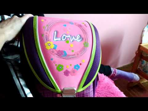 """Ранец школьный каркасный-трансформер Cool For School Love 710 14"""" (85600)"""