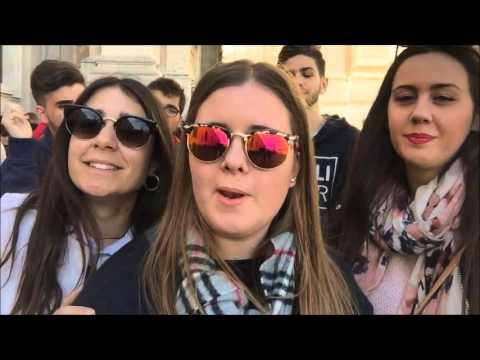 VIAJE ITALIA MARZO 2016 IES SAAVEDRA FAJARDO MURCIA