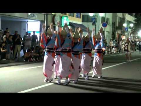 みちのく阿波踊り2012 ⑦
