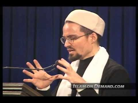 Lying - Hamza Yusuf