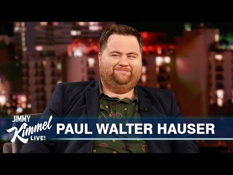 Paul Walter Hauser on Playing Richard Jewell