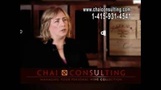 Wine Collection Inventory And Investment Services :: Chai Consulting With Maureen Downey