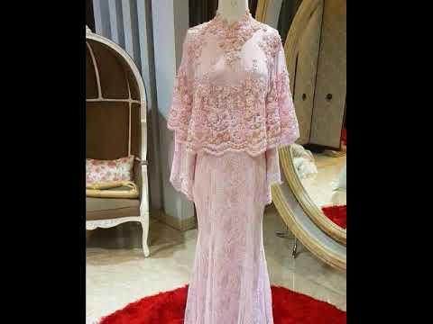 desain model baju kebaya cantik modern 2018 baju pesta