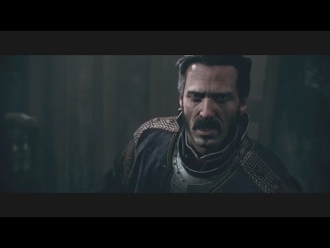 The Order 1886 Official GAMEPLAY Cinematic Trailer (The Order 1886 PS4 - Playstation 4 Gameplay)