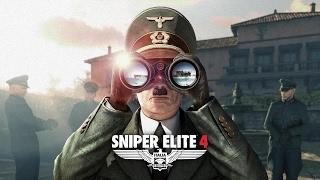 Sniper Elite 4 - Начало игры (PC)