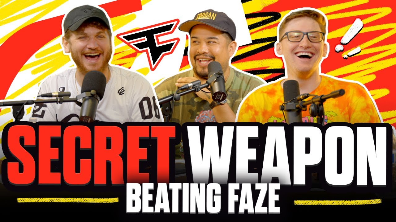 BREAKING DOWN THE FAZE MATCH | The OpTic Podcast Ep. 34