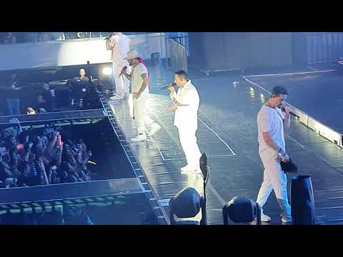 (FANCAM) I Want It That Way - BSB DNA World Tour Manila 2019