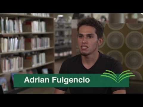 College of DuPage Library: Your Resource -Favorite Space (Adrian)