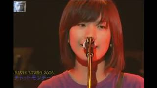 チャットモンチー 2006年 ライブ ZeppTokyo チャットモンチー 検索動画 16