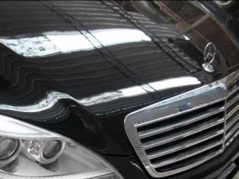 Carroza Mercedes Benz S500 De Va K Innovation Vaca