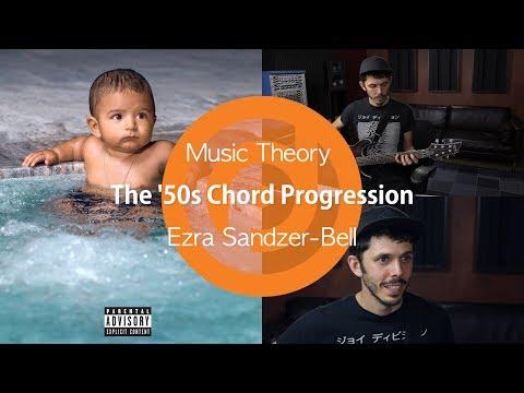 "DJ Khaled - ""I'm The One"" | '50s Chord Progression | Ezra Sandzer-Bell"