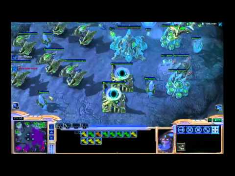 StarCraft 2: CombatEX Live Stream - Sentinel [Z] vs CombatEX [P] Part 2