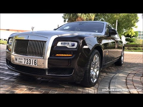 Rolls-Royce Ghost Series II 2019 | Real-life review