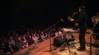 Andrew Bird & Mason Jar Music - Tables and Chairs