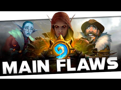 Top 5 Main Hearthstone Flaws: RNG, Dust System, Aggro, Economy, Balance, Hunter + My Theories.