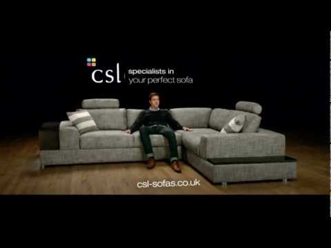 Csl Sofas Tv Advert Sofa Matchmakers