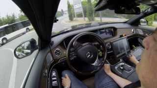 IAA: MERCEDES-BENZ - AUTONOMES FAHREN - S INTELLIGENT DRIVE