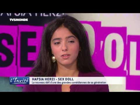 """Hafsia HERZI : """"Sex Doll à corps perdu"""""""