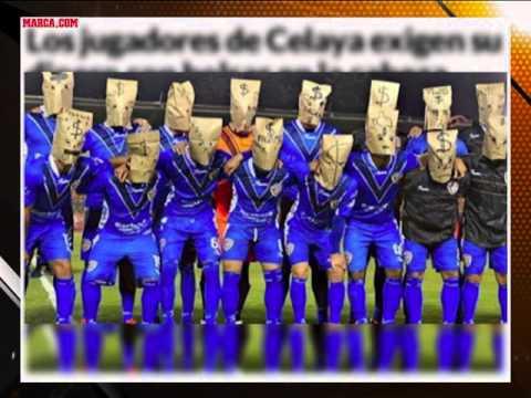La protesta de jugadores de Celaya da la vuelta al mundo