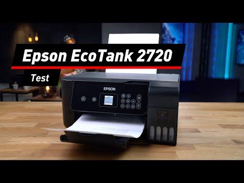Epson EcoTank 2720: Multifunktionsdrucker im Test