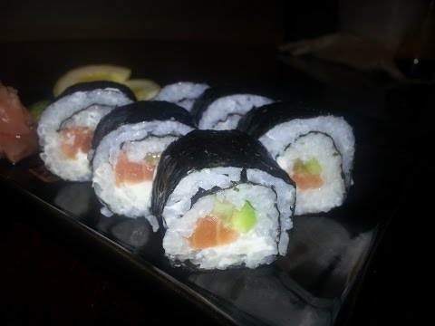 Как приготовить СУШИ дома. Рецепт суши
