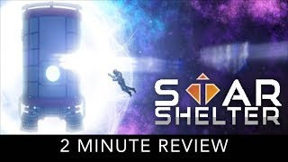 star Shelter - 2 Minute Review