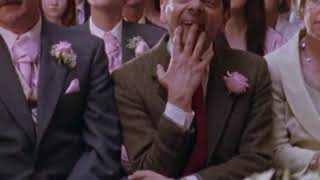Mr Bean Go To A Married To See