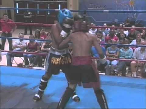 Amateur Muay Thai Fights 114