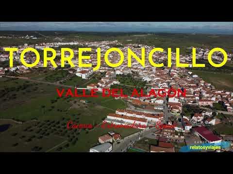 Torrejoncillo, Valle del Alagón