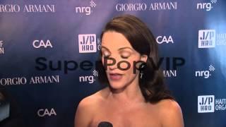INTERVIEW - Kristin Davis on Help Haiti Home at Sean Penn...