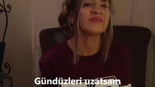 Feride Hilal Akın - Gözlerimi Kapatsam Video
