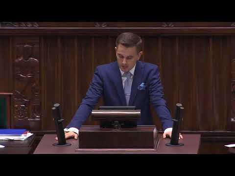 Arkadiusz Myrcha – wystąpienie z 6 lutego 2018 r.