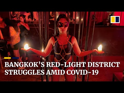 Thailand's red light district has a dim future despite plans to restart tourism after Covid-19