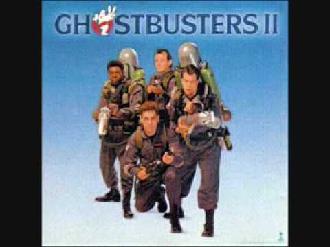 Run DMC-Ghostbusters Rap