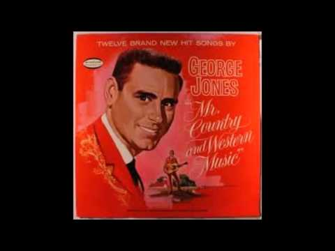 "George Jones - ""Mr. Country and Western Music"" - Full Vinyl Album"